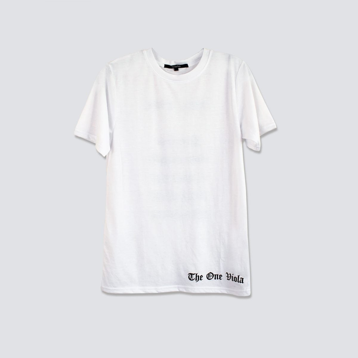 exclusive white streetwear tshirt